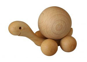 Why not give your baby wooden toys this Christmas?