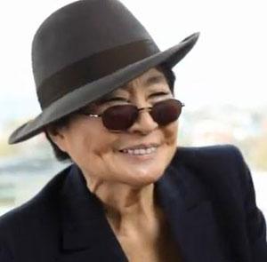 Yoko Ono and son Sean Lennon team up against fracking in New York