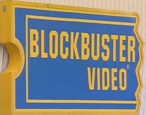 High street chain Blockbuster calls in administrators