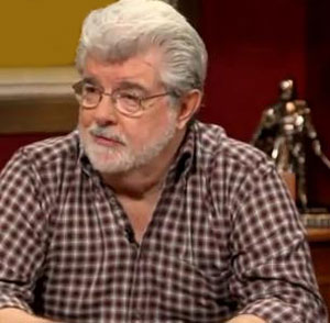Star Wars creator George Lucas engaged to long-time girlfriend