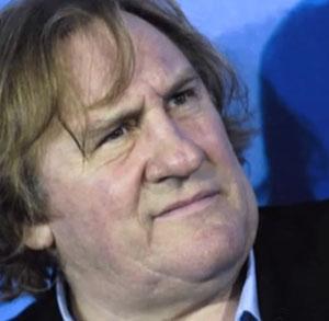 French actor Gerard Depardieu granted Russian citizenship
