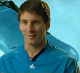 Lionel Messi makes history; wins four successive Ballon d'Or awards
