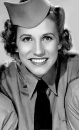 Singer Patty Andrews has died aged 94
