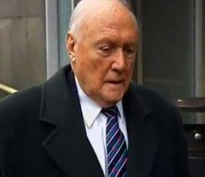 Stuart Hall is sentenced to jail