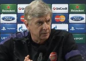 Arsene Wenger's Arsenal: Defeated by Bayern Munich