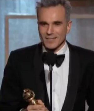 Oscar Awards: Daniel Day-Lewis takes prize for Lincoln
