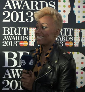 BRITS 2013: Emeli Sande and Adele were among the winners