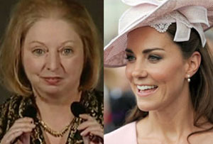 Hilary Mantel: Kate Middleton is a 'shop window mannequin'