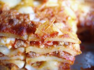 Horsemeat is found in lasagne from Findus