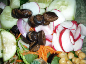A Mediterranean diet could help with heart-related problems