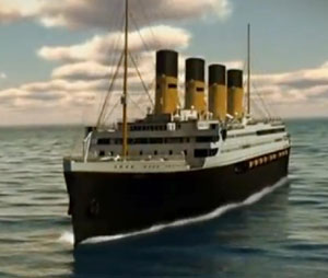 Plans are unveiled to build Titanic number two
