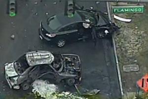 Shooting incident in Las Vegas kills three people