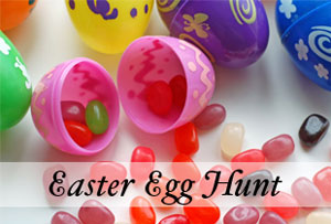 Virtual Hunt for Eggs Competition!
