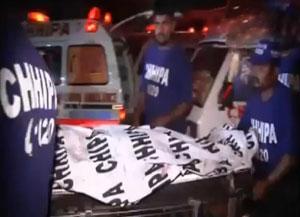 Karachi, Pakistan car bombing kills at least 45 people