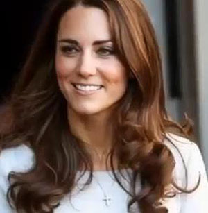 Kate Middleton reveals on St. Patrick's Day she'd like a boy
