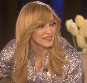Madonna is the first billionaire female pop star