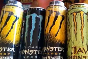 Monster Energy drink firm fight claimover death of 14-year-old