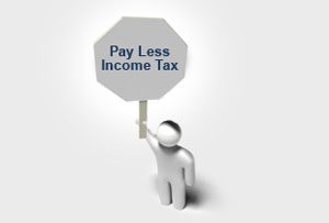 3 Tips for Paying Less Income Tax
