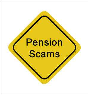 Don't fall victim to the latest pension scam