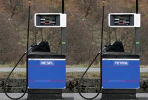 Your motor: Petrol versus diesel
