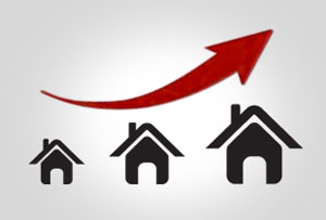 House prices increased by 0.3per cent