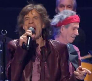 Rolling Stones to play at Glastonbury this Summer