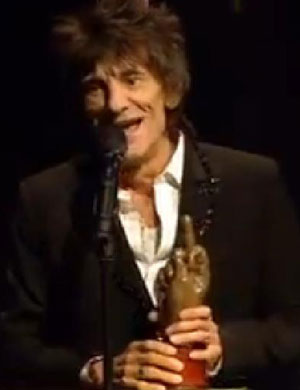 Rolling Stones win two trophies at NME awards