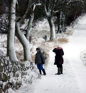 Britain to be hit by winter weather this spring