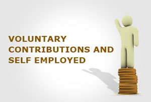 Voluntary Contributions and Self-Employment