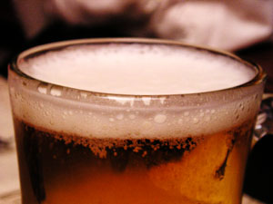The taste of beer excites the brain, says study