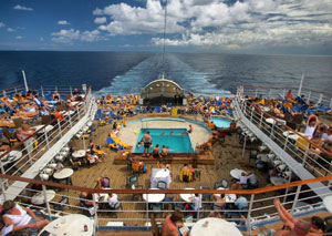 Travel insurance: helping hand for cruises