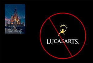 Disney to shut down LucasArts Game Studio