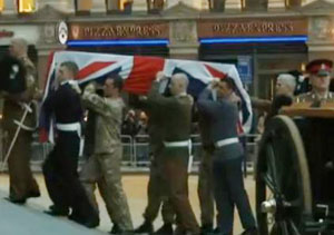 Thousands to attend Margaret Thatcher's funeral