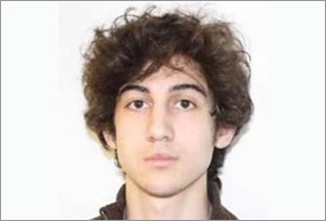 Boston Bombing: Dzhokhar Tsarnaev is charged