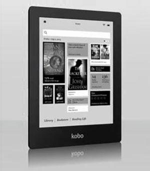 Kobo launches new eReader - Aura HD