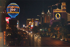 Family Fun Abounds With Attractions in Las Vegas