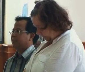 Lindsay Sandiford Death sentence upheld by court in Bali, Indonesia