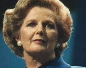 World leaders pay tribute to Baroness Margaret Thatcher