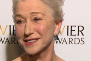 Helen Mirren confronts and scolds noisy drummers using the F-word