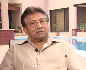 Former president Pervez Musharraf taken in by police