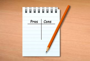 Pros and Cons of maintaining savings accounts
