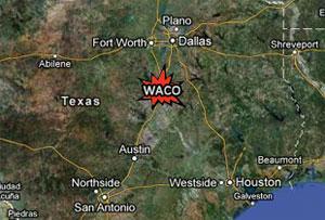 USA: Explosion at Texas fertiliser plant