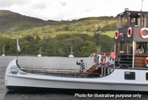Lake Windermere boat trip deaths; Woman and girl are named