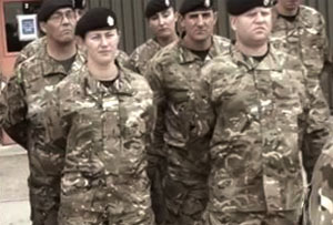 How the territorial army affects finances