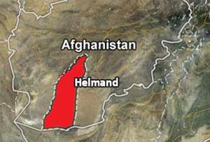 Three UK soldiers killed in Afghan blast