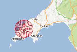 Wales hit by 3.8 magnitude quake