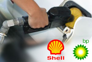 BP and Shell raided over petrol price claims