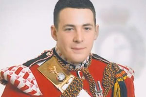 Woolwich: Soldier named as Drummer Lee Rigby