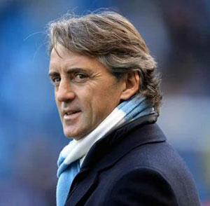 Mancini sacked as Man City manager