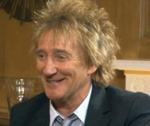 Rod Stewart tops UK album chart